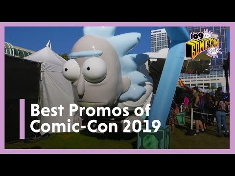 """SDCC 2019   The Most Unique """"Radvertising"""""""