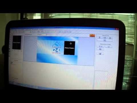 TECFLEX - Software de impresora de fotocheck HitiCS200e
