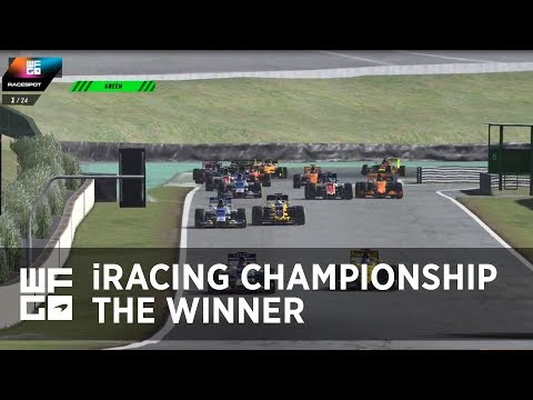 World's Fastest Gamer iRacing qualifying: the winner