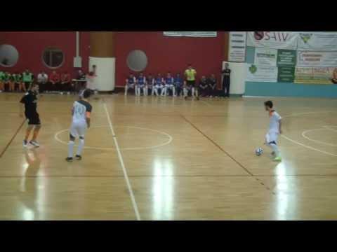 immagine di anteprima del video: 5^ giornata campionato 1^ SQUADRA:FENICE C5 - CITTÀ DI MESTRE| 3 - 0 | (2-0 d.p.t.)