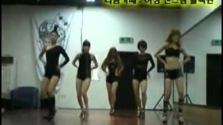 Brown Eyed Girls-Abracadabra (Dance by Black Queen)
