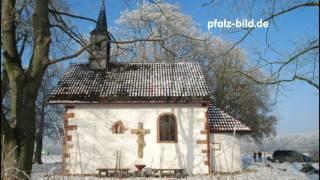 preview picture of video 'Schön Kalt - Winterimpressionen aus der Pfalz - Bilder einer verschneiten Landschaft - HD Qualität'