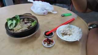 preview picture of video 'Bak Kut Teh or Pork Herb Soup, Taman Chai Leng Butterworth, P5'