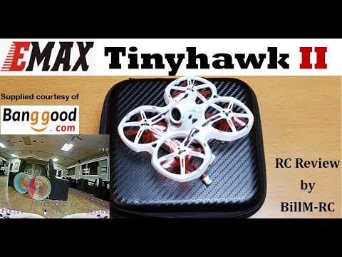 Emax Tinyhawk II review - Great improvements