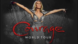 Celine Dion   I'm AliveAshesMy Heart Will Go On (Live Climax) Live Stream 2019 (Courage Tour)