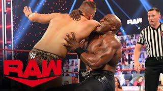 "Bobby Lashley Reveals Which WWE Star He ""Badly"" Wanted In The Hurt Business"