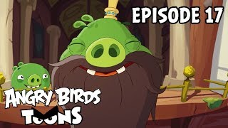 Angry Birds Toons | Bearded Ambition   S2 Ep17