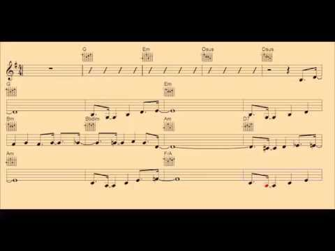 Hello Dolly-Guitar Chords/Backing Track/lead sheet
