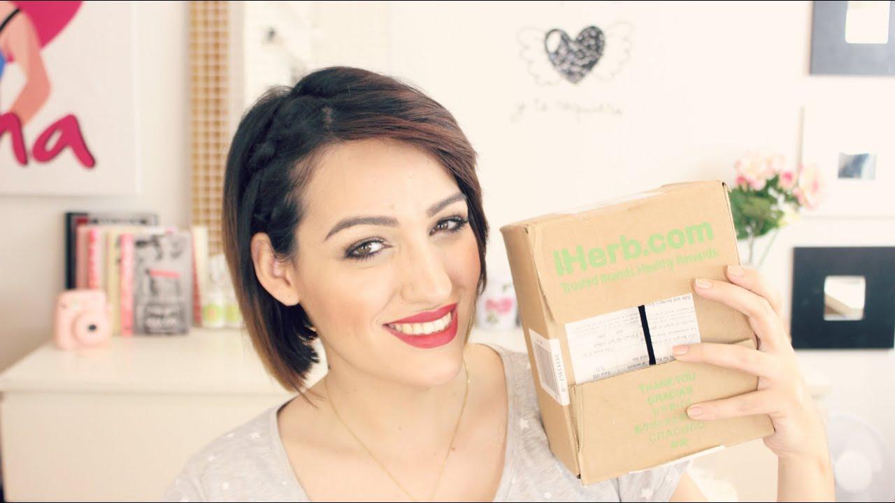 Últimas compras en iHerb: Comida y cosmética facial
