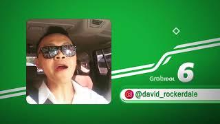 Tampil Keren! David bawakan lagu James Blunt - Top 10 Grab Idol