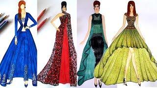 Fashion Design Dresses