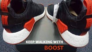 sale retailer c0ab5 c602f nmd r2 black red - मुफ्त ऑनलाइन वीडियो ...