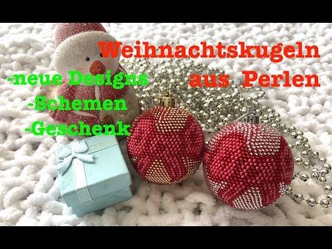 Weihnachtskugel mit Swarovski Kristallen - смотреть онлайн на Hah.Life
