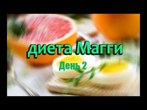 Диета Магги / Видеодневник / День 2 + 2 вкусных рецепта!!!!