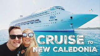 CRUISE TO NEW CALEDONIA  |  P&O Pacific Jewel
