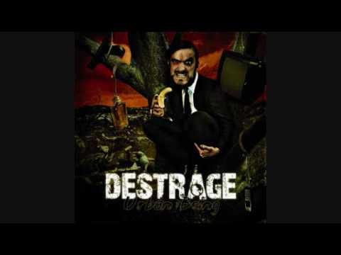 Destrage - Trash For Sale online metal music video by DESTRAGE