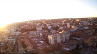 preview picture of video 'Subindo el AR Drone 2.0 a 70m en Ciempozuelos - Madrid'