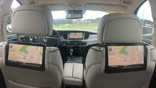 Hyundai Equus: Ultimate Package Overview