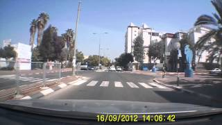 preview picture of video 'נהג מסוכן'