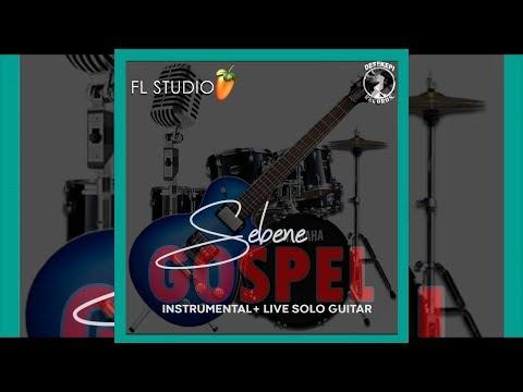 Gospel Congo Sebene Instrumental Beat + LIVE SOLO GUITAR