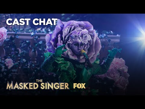 You Won't Believe Who's Under The Flower Mask! | Season 2 Ep. 8 | THE MASKED SINGER