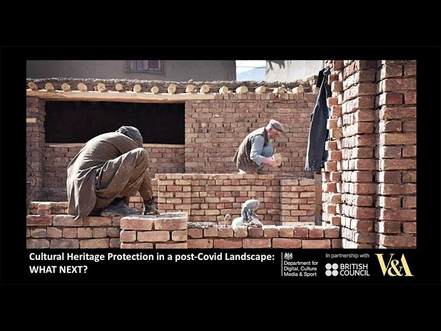 Cultural Heritage Protection in a post-Covid Landscape: Session 5: What Next? thumbnail