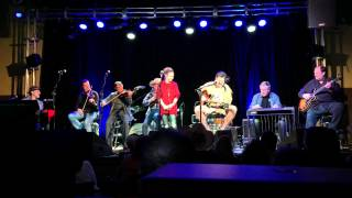 """Kristen Kelly with the Time Jumpers Apr 20, """"The Way I Am"""" - Merle Haggard cover"""