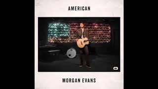 "Morgan Evans   ""American"" (Visualizer)"
