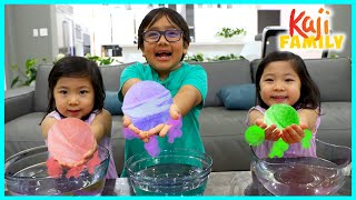 How to Make DIY Surprise Toys Bath Bomb for Kids!!!