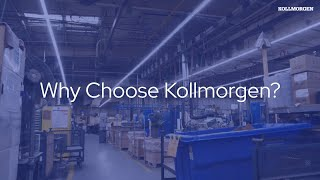 Why Choose Kollmorgen?