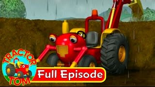 Tractor Tom - 23 The Big Hole (full episode - English)