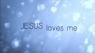 Jesus Loves Me w/ Lyrics (Chris Tomlin)