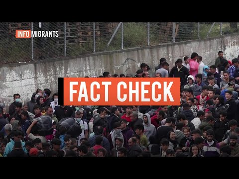 "The latest episode of our series ""Fact check"" explains why many refugees and migrants are particularly at rish during the coronavirus pandemic"