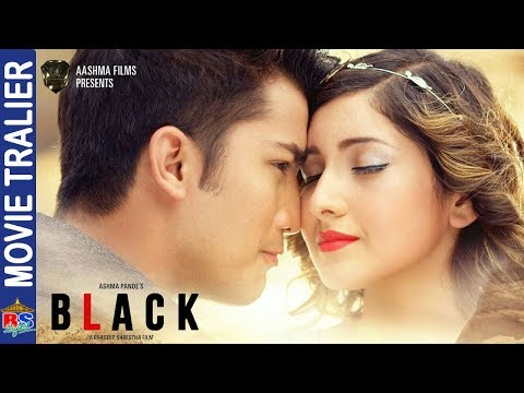 Nepali Movie Black Trailer