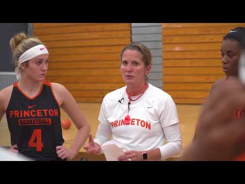Mic'd Up: Women's Basketball's Courtney Banghart