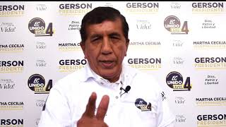 Klever Gonzalez, Candidato Asambleísta Nacional del Ecuador 2021.