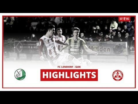 Regionalliga Mitte - 19. Runde: FC Lendorf - GAK