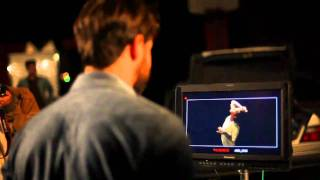 Brandon Boyd - Making of Last Night a Passenger/Courage and Control