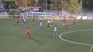 R.F.F.M. - Jornada 4 - SEGUNDA JUVENIL (Grupo 3): F.C. Villanueva del Pardillo 3-0 C.D. SEK El Castillo-U.C.J.C.
