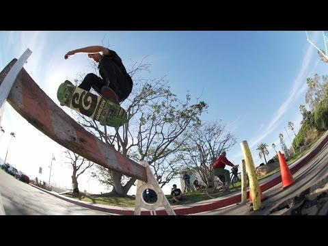 Matt Miller for Bones Bearings | TransWorld SKATEboarding