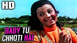 Baby Tu Chhoti Hai । Usha Mangeshkar, Lata Mangeshkar