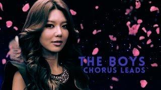 Chorus Leads | Girls' Generation - The Boys Vol. 3