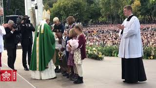 教宗在立陶宛主持彌撒:醫治歷史的記憶,服務最弱小者
