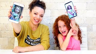 📱ЧЕЛЛЕНДЖ Iphone X | ПОСЛЕДНИЕ ДЕЙСТВИЯ На Наших АЙФОН | МАМА ПРОТИВ ПАТРИСИИ