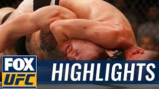 Conor McGregor vs. Nate Diaz - UFC 196 Highlights