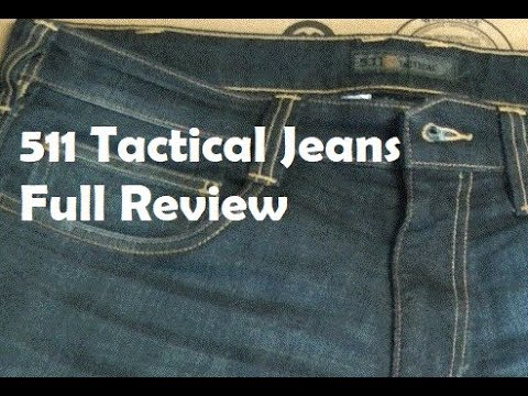 511 Tactical Jeans Full Review