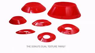Video: THE DONUTS FAMILY DUALTEX