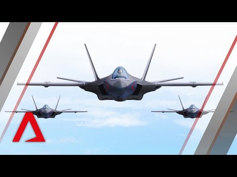 The F-35 Lightning II fighter jet: Singapore's pick to replace the F-16?