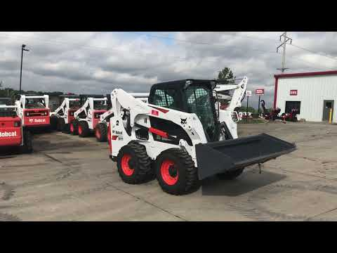 Bobcat Skid Steer Loader - Bobcat Skid Steer Loader Latest