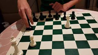From unrated to 1800 in just two years | Original chess study
